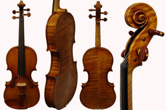 Raul Emiliani Master Violin