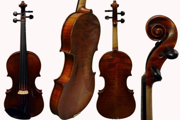 Rudolf Doetsch Violin