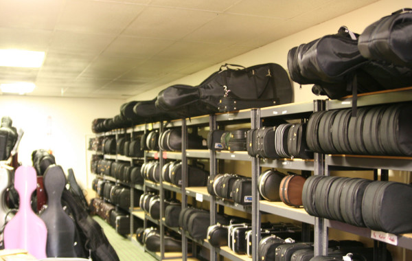 Our Large Instrument Inventory