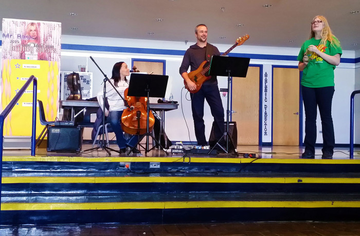 Cello Day Special Performance