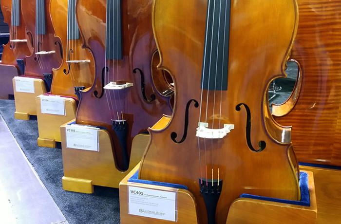 Eastman Cellos