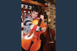 Luka Sulic Buys a Jonathan Li Cello From Violin Outlet