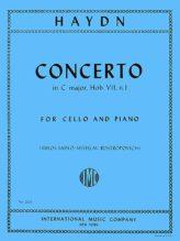 Haydn Concerto in C Major for Cello, Hob. VIIb: No. 1 - International Ed.
