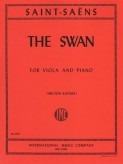 Saint-Saens The Swan for Viola - International Ed.