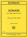 Romberg Sonata in C Major for Cello