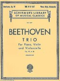 Beethoven Trio in B Flat, Op. 97 (Archduke Trio) - Schirmer Ed.