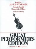 Dvorak Cello Concerto in B Minor - Schirmer Ed.