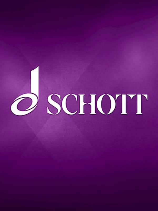 Saint-Saens Concerto No. 1 in A Minor for Cello, Opus 33 – Schott Ed.