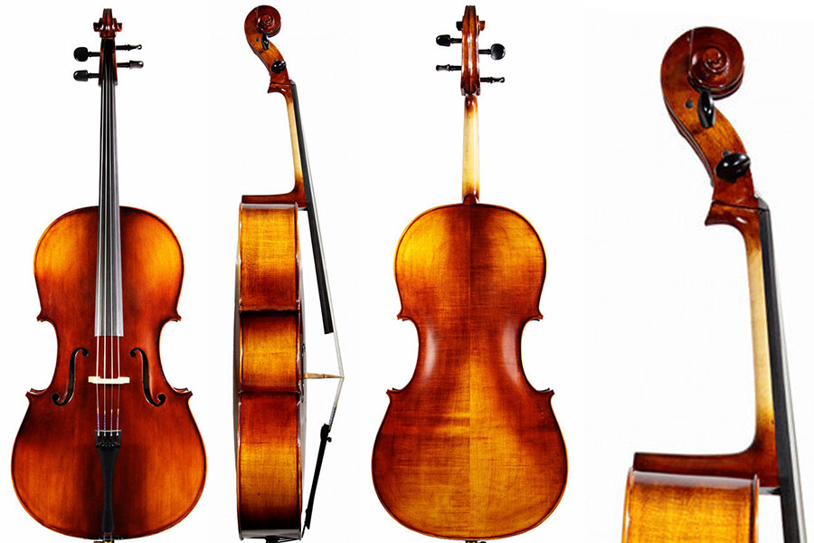 Krutz 100 Series Cello Outfit