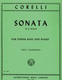 Corelli Sonata in C minor for Bass, Opus 5, No. 8 - International Ed.