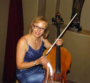 Elena Kapustina Joins Our Cello Teaching Staff