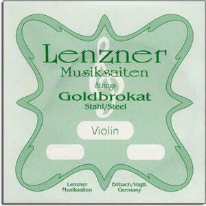 lenzner+goldbrokat+violin+e+string_