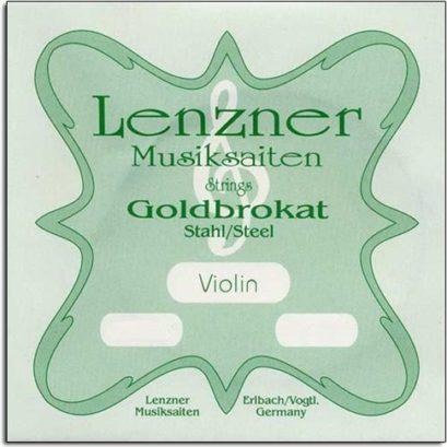 Lenzner Goldbrokat Violin E String