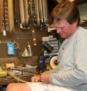 Violin Outlet Welcomes Dan Murphy to the Repair Team