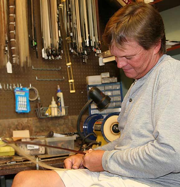 Violin Outlet Welcomes Dan Murphy to the Repair Team
