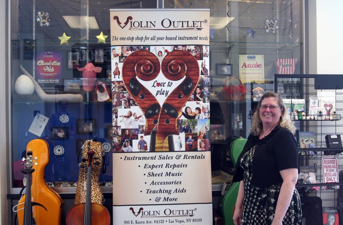 Inspiring Orchestra Parent at Cello Day 2016
