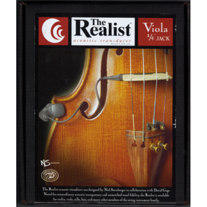 Realist copperhead viola pickup