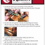 Realist Violin Pickup Installation Instructions
