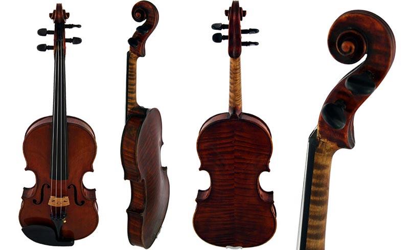 Geronimo Barnabetti Violin
