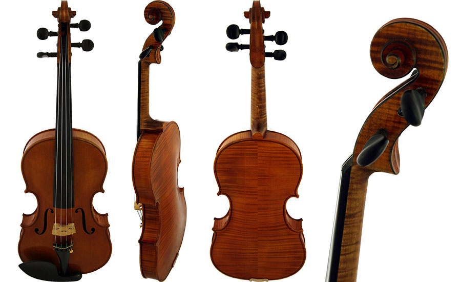 French JTL Violin Labeled Dulcis et Fortis Circa 1930