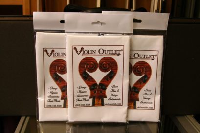 Violin Outlet Microfiber Cloth