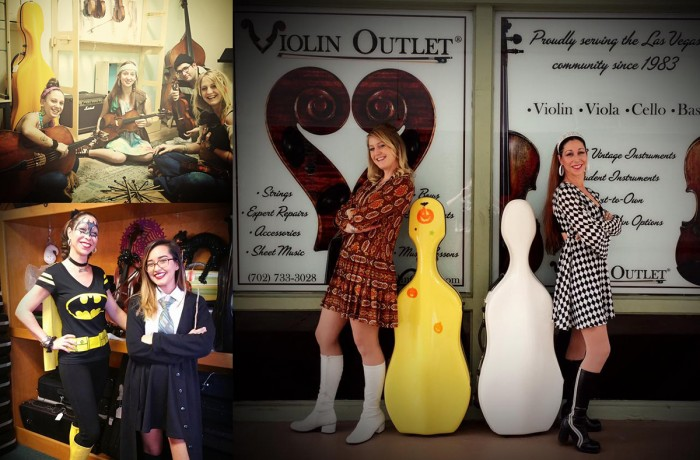 Halloween at Violin Outlet 2016