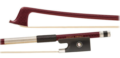JonPaul Vibrant Nickel-Silver Bass Bow