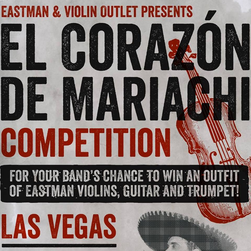 Corazon de Mariachi Competition
