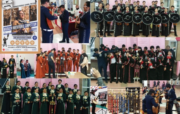 Mariachi Invitational Competition 2017