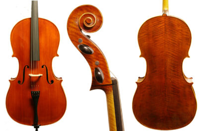 Salvatore Cadoni 110 Cello