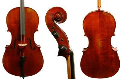 Jean-Pierre Lupot Cello VC501