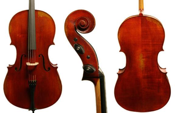 Jean-Pierre Lupot Cello