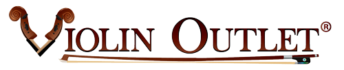 violin outlet logo