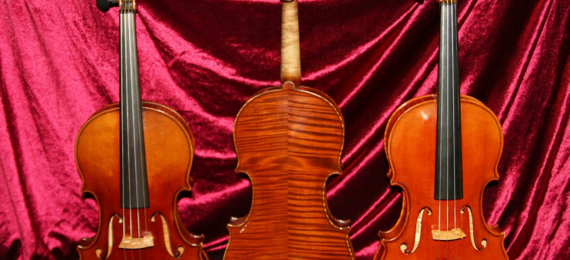 Vintage and Newer Fine Violins from the Ronald Sachs Collection