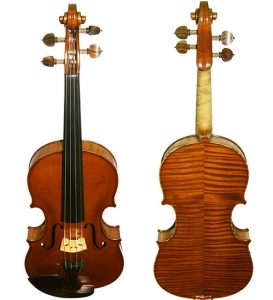 1930's Wurlitzer French Violin