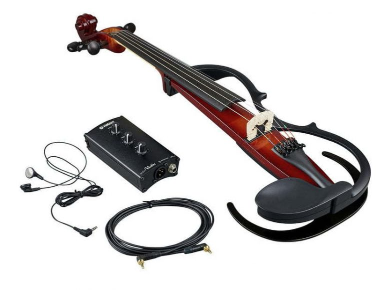 Yamaha SV255 Silent Electric 5 String Violin