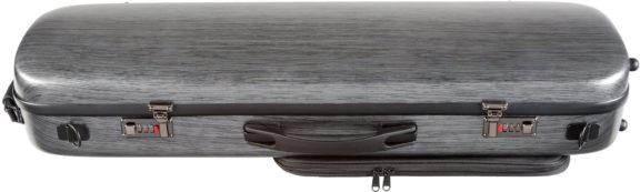 Core CC450 Oblong Scratch Resistant Violin Case Black