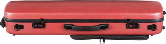 Core CC450 Oblong Scratch Resistant Violin Case Red