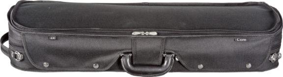 Core CC535 Two Tone Violin Case Black