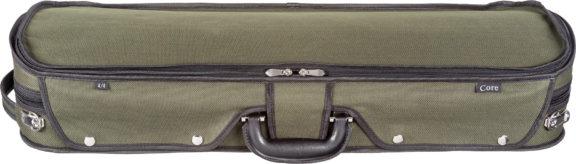 Core CC535 Two Tone Violin Case Green