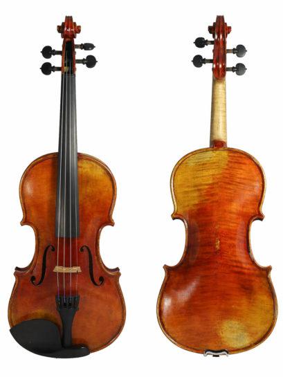 Gunther Prager Violin