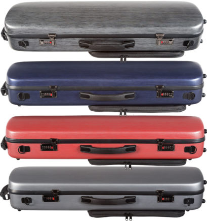 Core CC450 Oblong Scratch Resistant Violin Case