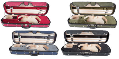 Core CC535 Two Tone Oblong Violin Case