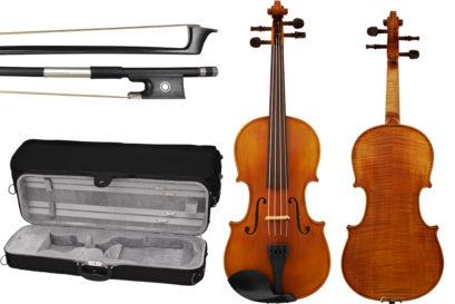 Clara Schmidt Violin Oufit
