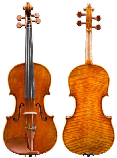 Raúl Emiliani Violin