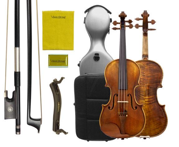 Clara Schmidt 500 Violin Outfit