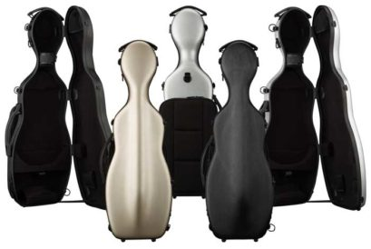 Eastman Polycarbonate Violin Case – Cello Shaped