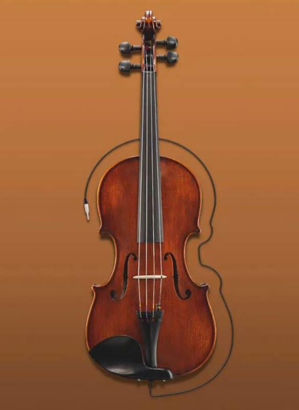 Eastman Acoustic Elctric VA305 Viola