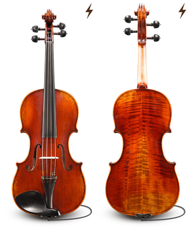 Eastman Electro Acoustic Jean-Pierre Lupot Viola