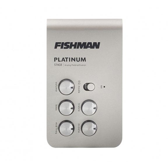 Fishman Platinum Stage EQ DI Analog Preamp